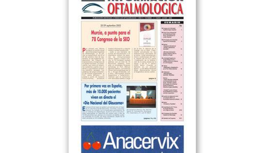 Número 3 – 2002 – Información oftalmológica