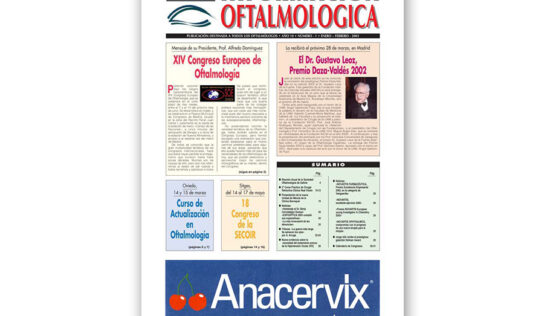 Número 1 – 2003 – Información oftalmológica