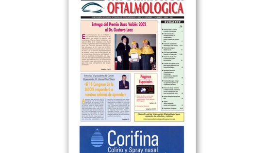 Número 2 – 2003 – Información oftalmológica