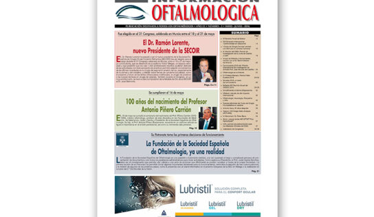 Número 3 – 2016 – Información oftalmológica