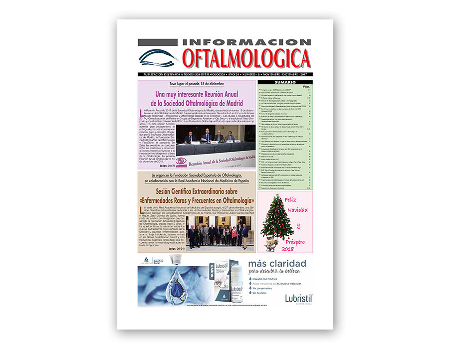 Número 6 – 2017 – Información oftalmológica