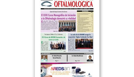 Número 1 – 2018 – Información oftalmológica