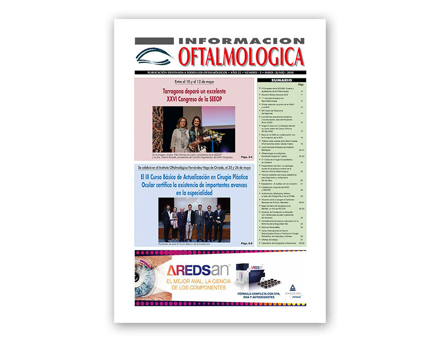 Número 3 – 2018 – Información oftalmológica