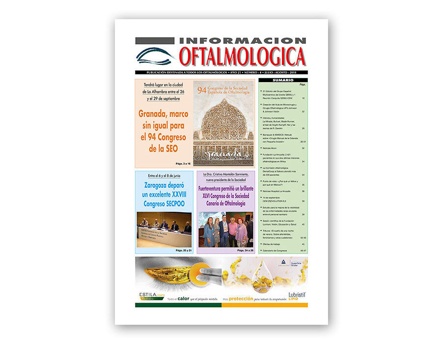 Número 4 – 2018 – Información oftalmológica