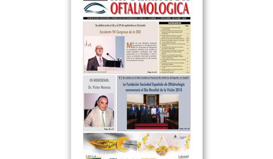 Número 5 – 2018 – Información oftalmológica
