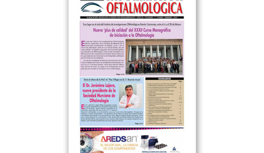 Número 1 – 2019 – Información oftalmológica